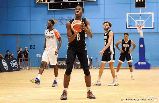 Sixteen year old Zamoku Welche has 19-point BBL debut
