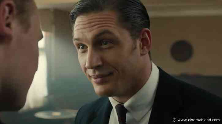 Tom Hardy Reacts To Those James Bond Rumors, Gets Approval From One Of Daniel Craig's Co-Stars - CinemaBlend