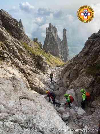 Lecco. Salvati due giovani alpinisti di Milano e di Novate Milanese - MI-LORENTEGGIO.COM. - Mi-Lorenteggio