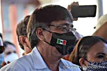 Oscar Leggs designa al nuevo delegado interino de Cabo San Lucas en su primer acto oficial - BCS Noticias