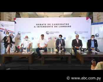 Qué proponen los candidatos a la intendencia de Lambaré - ABC Color