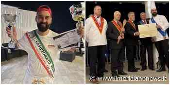 """Giuseppe Cardone de """"La Pizzeria La Perla 3"""" di Villaricca campione del mondo categoria """"pizza gourmet"""" - Il Meridiano News"""