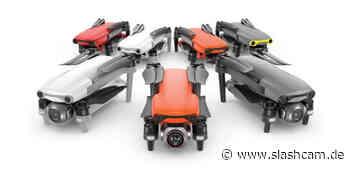 Konkurrenz für die DJI Mini 2 und Air 2S: Autel EVO Nano und EVO Lite Drohnen - slashCAM