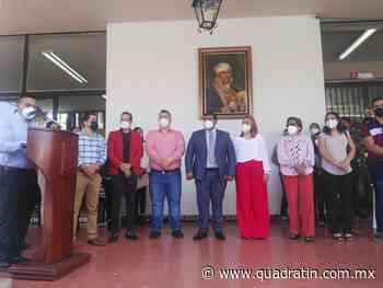 Reconoce edil que Jiquilpan enfrenta situación económica delicada - Quadratín - Quadratín Michoacán