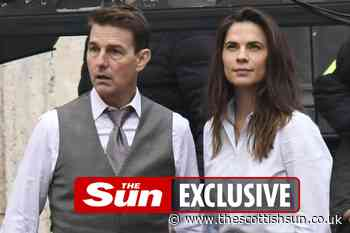 Tom Cruise has split from Mission Impossible co-star lover Hayley Atwell after a year of dating... - The Scottish Sun