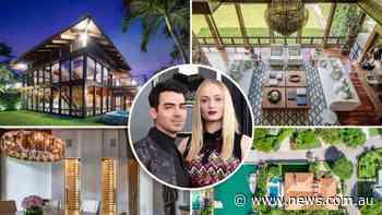 Turner and Jonas 'downsize' to $15m mansion - NEWS.com.au