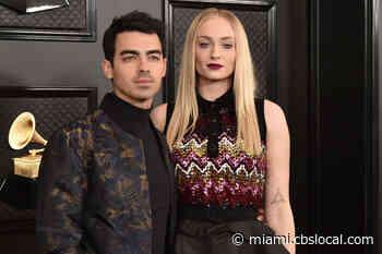 Joe Jonas And Sophie Turner Buy Waterfront Miami Mansion For $11 Million - CBS Miami