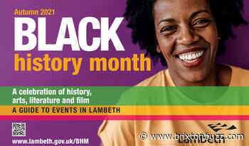 October is Black History Month in Lambeth Libraries – see the events for October 2021 - BrixtonBuzz