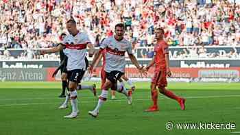 Kempf leitet Stuttgarts zweiten Saisonsieg ein