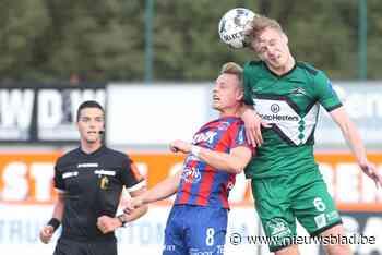 """Seppe Gantois (KVK Westhoek): """"Goed gesprek met trainer Debo was een kantelmoment voor mij"""" - Het Nieuwsblad"""