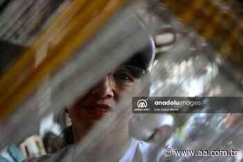 """Nobsa, el pueblo de Boyacá que """"pone al mundo de ruana"""" - Agencia Anadolu - Anadolu Agency"""
