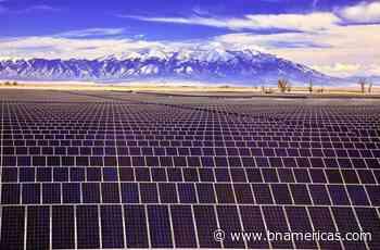 Chile autoriza parque solar de US$430mn de C... - BNamericas