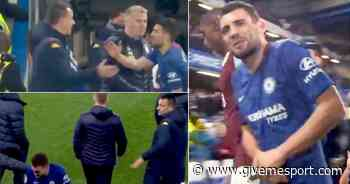 Chelsea: When Mateo Kovacic shook John Terry's hand and instantly regretted it - GIVEMESPORT