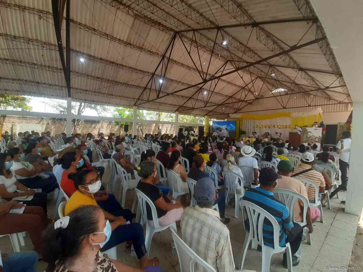 En Sitionuevo adjudicaron 1300 títulos de propiedad de viviendas - El Heraldo (Colombia)
