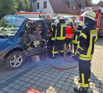 So rettet die Feuerwehr Alfeld - N-Land.de
