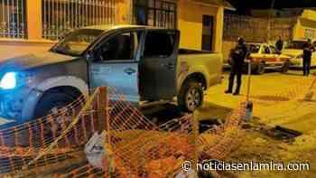 Asesinan a pareja que viajaba en camioneta en Ciudad Mendoza, Veracruz - Noticias en la Mira