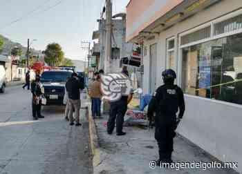 Localizan a hombre sin vida afuera de tienda de Ciudad Mendoza - Imagen del Golfo