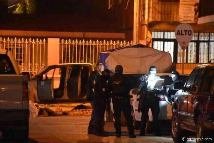 Ataque armado en Ciudad Mendoza, hay dos muertos - Formato Siete