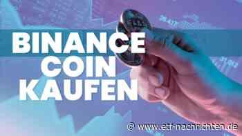 Binance Coin startet wieder durch - ETF Nachrichten