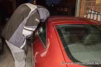 Dieven stelen laptop uit voertuig (Oud-Turnhout) - Het Nieuwsblad