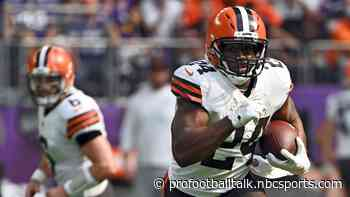 Browns hold on to defeat Vikings 14-7