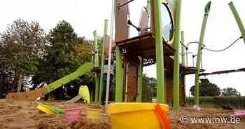 Kirchlengern bietet neue Spielplatz-Attraktionen - Neue Westfälische