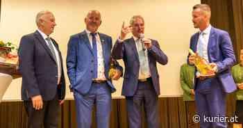 Bürgermeister-Wechsel in Krumbach mit großem Fest vollzogen - KURIER