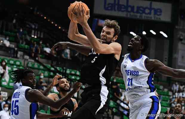 London Lions' FIBA Europe Cup regular season opponents confirmed