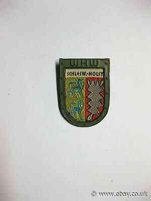 WHW RSS, Cross Country Crest: Schleswig-holst., tieste 049.2