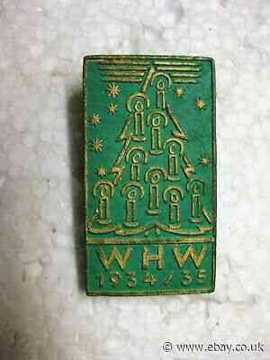 WHW RSS, Christmas Tree, Green, tieste 022.1