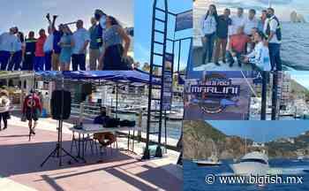 En acción, Torneo de Pesca Marlini en Cabo San Lucas - Big Fish
