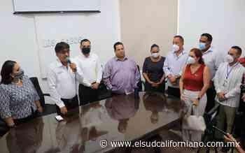 Carlos Nájera, el nuevo delegado de Cabo San Lucas - El Sudcaliforniano