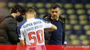 Conceição e a afirmação dos jogadores da formação do FC Porto: «Equipa e clube ganham com isso» - Record