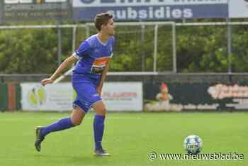 """Tijs Vanhove (SV Wevelgem City): """"De bal ligt in mijn kamp"""" - nieuwsblad.be"""
