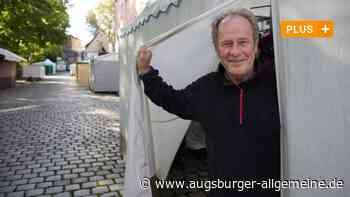 Einkaufen unter freiem Himmel: Heute startet die Augsburger Dult