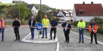 Verkehr - Ortsdurchfahrt von Dautphetal-Silberg wieder frei befahrbar - Oberhessische Presse