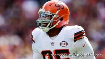 Myles Garrett hopes the Browns defense is starting a trend