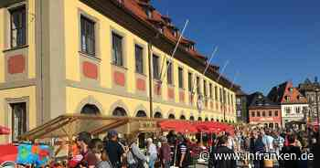 Lichtenfels: Das bietet der Herbst- und Kunsthandwerkermarkt am 9. Oktober 2021