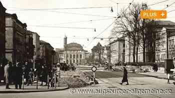 Als die Nationalsozialisten die Augsburger Innenstadt einebnen wollten