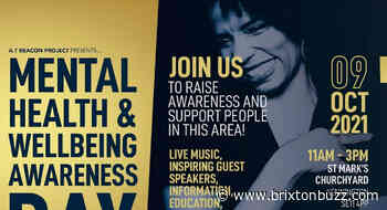 Lambeth celebrates World Mental Health Day with community event, 9th Oct 2021 - BrixtonBuzz