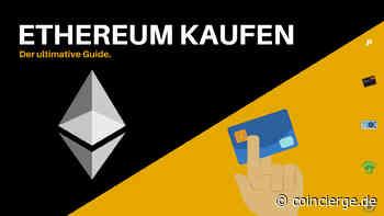 Ethereum (ETH) 2021 kaufen oder nicht? ➡️ Anleitung - Coincierge