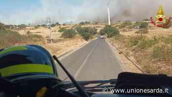 Fiamme a Santu Lussurgiu e Cuglieri, in azione i Vigili del fuoco - L'Unione Sarda.it - L'Unione Sarda.it
