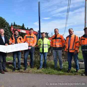 COESFELD: Start der Baustelle Richtung Hochmoor - Radio Kiepenkerl