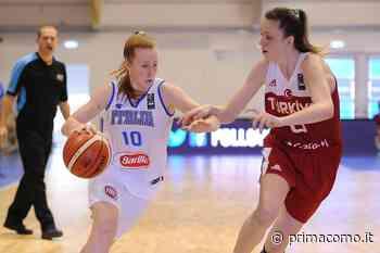 Basket femminile la canturina Bea Del Pero con Schio ha vinto il derby brianzolo contro Sofia Frustaci - Prima Como