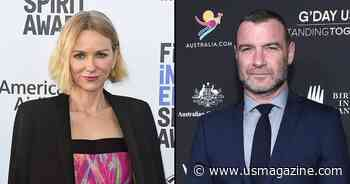 Naomi Watts Pays Tribute to Ex Liev Schreiber on His Birthday: The 'Other Half' of Our 'Precious' Kids - Us Weekly