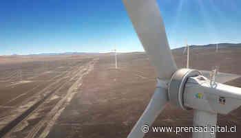 Colbún construirá en Taltal el parque eólico más grande de Latinoamérica - Prensa Digital