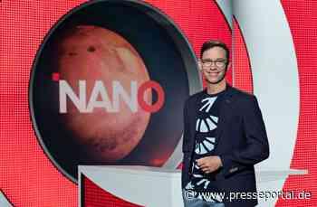 """""""nano spezial: Verleihung des Deutschen Umweltpreises 2021"""" - Presseportal.de"""