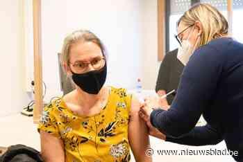 Na verlengde opening vaccinatiecentrum Ninove zoekt ook Geraardsbergen oplossing voor eigen inwoners