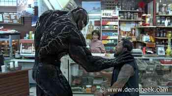 How Tom Hardy's Venom Finally Made the Character a Superhero - Den of Geek