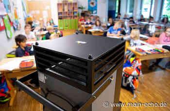 Für diese Schulklassen will die Stadt Aschaffenburg Luftfilter anschaffen - Main-Echo